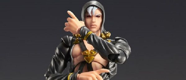 Nero Risotto en Super Action Statue, 22 Septembre 2021