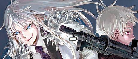 Le manga Jormungand annoncé par Meian