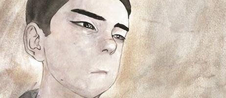 La série Juice d'Art Jeeno sortira aux éditions çà et là