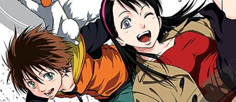 Toshiaki Iwashiro revient chez Panini avec le manga Shikigami