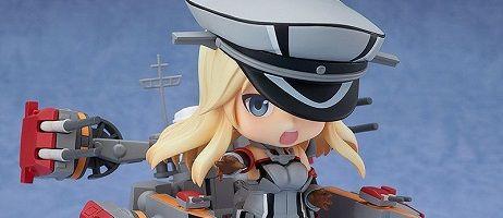 manga - Bismarck Kai en Nendoroid