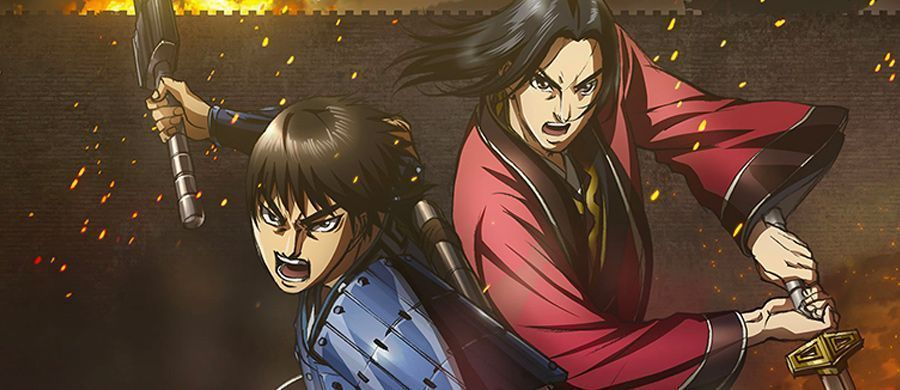 Anime – Kingdom – Saison 3 – Episode #19 – Le discours d'Ei Sei, 05 Septembre 2021