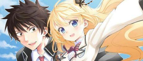 manga - Le manga explosif Kishuku Gakkô no Juliet adaptée en anime