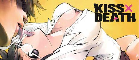 Kiss x Death, le nouveau manga de Yasuhiro Kanô chez Delcourt/Tonkam