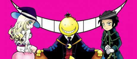 Koro Quest!, le spin-off d'Assassination Classroom, sortira chez Kana
