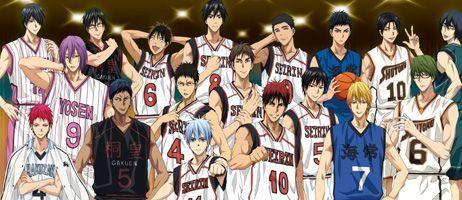 La série Kuroko's Basket en intégrale chez Kaze