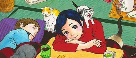 [ MANGA ] La fille du temple aux chats News-la-fille-du-temple-aux-chats