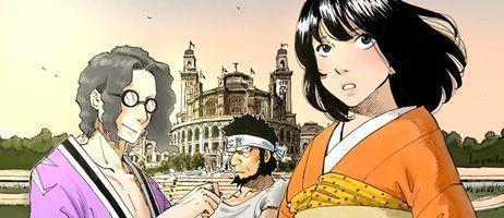 Kan Takahama de retour chez Glénat avec le manga La Lanterne de Nyx