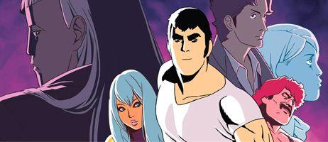 manga - Dossier - Lastman - Partie 1: la série animée