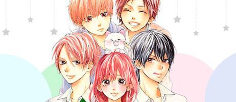 Retour de Kaori Hoshiya chez Akata avec le manga Like a little star