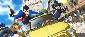 Lupin III l'aventure Italienne chez @Anime