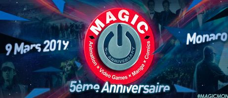 Leiji Matsumoto invité du 5e Magic Monaco
