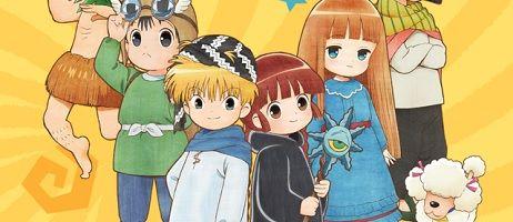Magical Circle Guru-Guru en simulcast sur Crunchyroll
