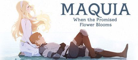 Le film Maquia, When the Promised Flower Bloom revient en DVD et Blu-ray simples chez @Anime