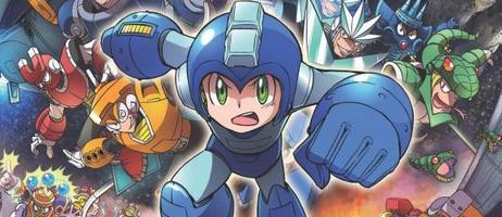 Megaman Gigamix chez nobi nobi!