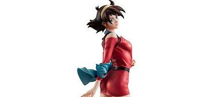 manga - Rain Mikamura à l'honneur dans la gamme Gundam Girls Generation