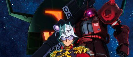 Mobile Suit Gundam - The origin Advent of the Red Comet en simulcast sur Crunchyroll