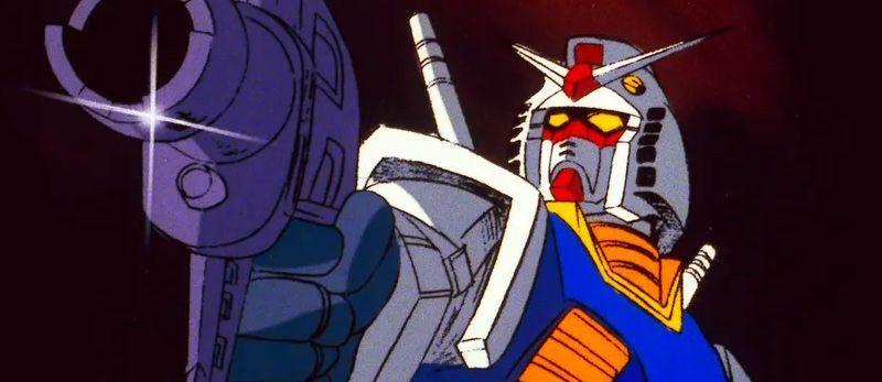 La première série de Mobile Suit Gundam anfin disponible en France grâce à Crunchyroll