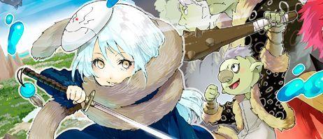 Réincarnez-vous en slime grâce aux éditions Kurokawa !