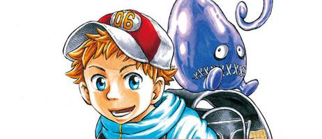Les Monster friends débarquent chez Komikku éditions