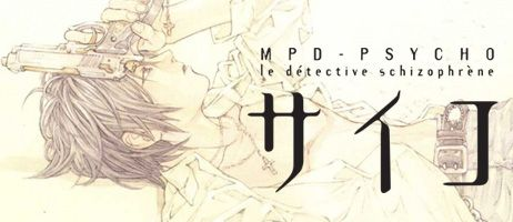 Le manga MPD Psycho revient en couleur !