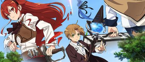 manga - Une bande-annonce et un staff pour l'anime Mushoku Tensei