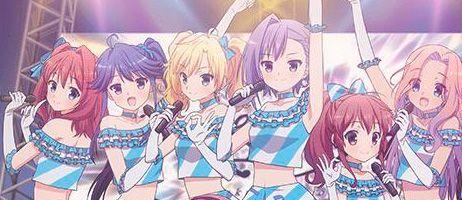L'anime Music Girls en simulcast sur Crunchyroll