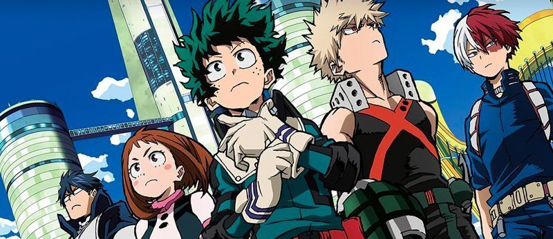 Le film My Hero Academia: Two heroes bientôt disponible sur ADN