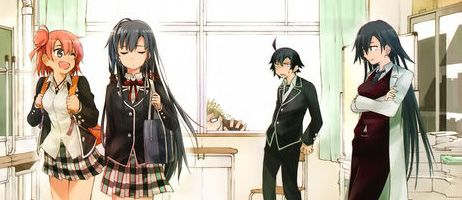 Le manga My Teen Romantic Comedy is wrong as I expected chez Ototo