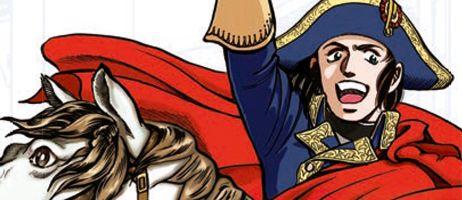 Les grands noms de l'Histoire se dévoileront en manga chez nobi nobi!