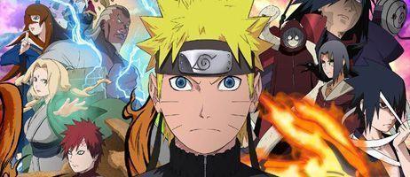 Les films de Naruto bientôt réunis en coffret collector chez Kana
