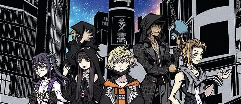 manga - Sortie du jeu NEO : The World Ends With You