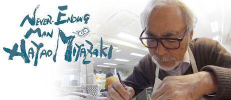 manga - Une bande-annonce française pour le documentaire Hayao Miyazaki, The Never-ending Man