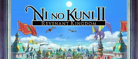 manga - Nouvelle bande-annonce pour le jeu Ni no Kuni II : L'avènement d'un Nouveau Royaume