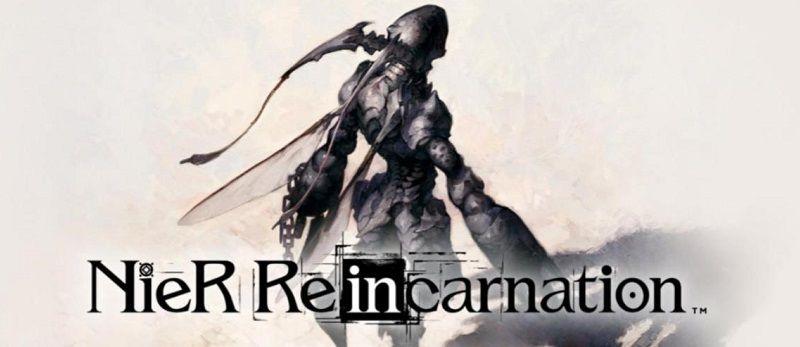 manga - NieR Re[in]carnation est disponible
