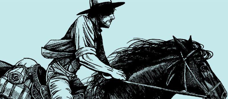 Le manga Old West annoncé par Omaké
