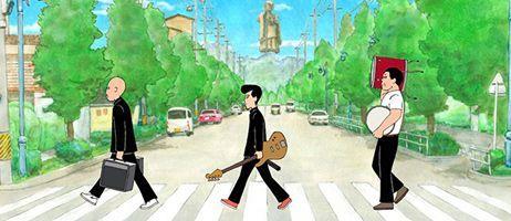 Le film d'animation On Gaku, Notre Rock bientôt dans nos cinémas