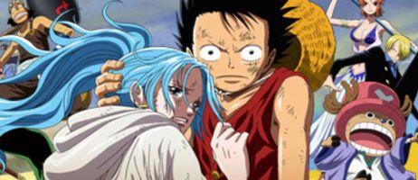 manga - One Piece - L'épisode d'Alabasta chez Glénat