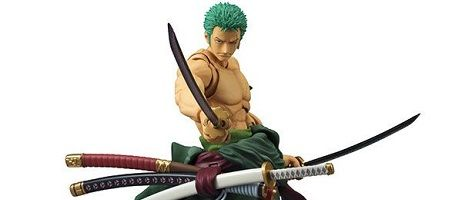 manga - Une nouvelle figurine Variable Action Heroes pour Zoro