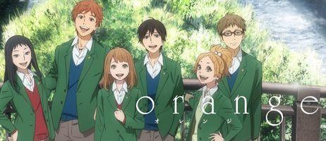 La série animée orange bientôt en DVD chez @Anime