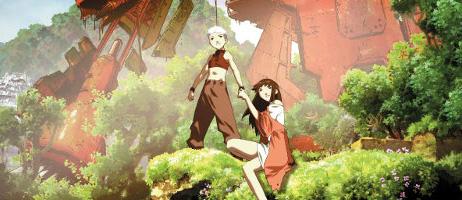 Le film d'animation Origine de retour chez @Anime
