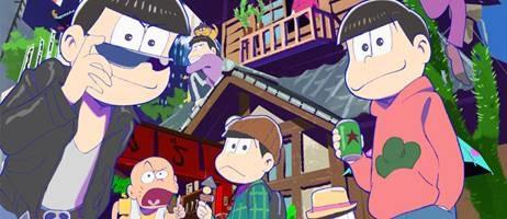 L'épisode 3.5 d'Osomatsu-san disponible sur Crunchyroll