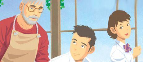 Gengoroh Tagame (Le mari de mon frère) de retour chez Akata avec Our Colorful Days !