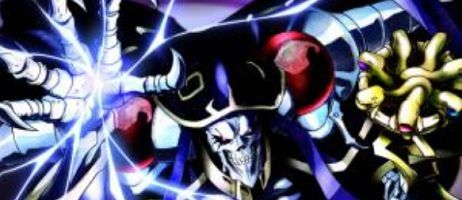 La série animée Overlord en DVD & Blu-ray chez Kana Home Vidéo