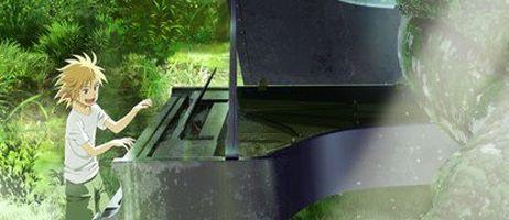 La saison 2 du Piano dans la forêt (Piano Forest) est disponible sur Netflix