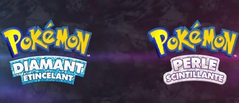 manga - Les remakes de Pokémon Diamant et Perle et le jeu Légendes Pokémon: Arceus annoncés