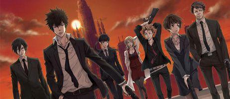 Le manga Psycho-Pass - Inspecteur Akane Tsunemori arrive chez Kana