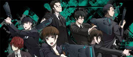 manga - Découvrez un extrait du manga Psycho-pass - Saison 2