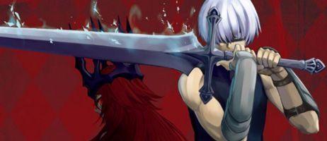 manga - Une bande-annonce pour le manga Ragna Crimson