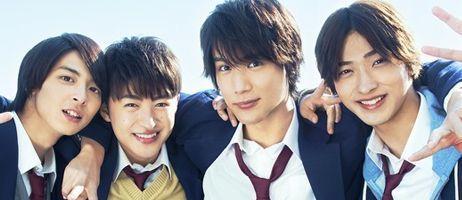 manga - Nouveau trailer pour le film live Rainbow Days